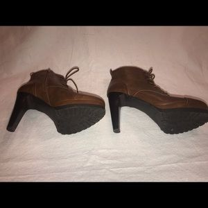 Forever 21 Brown booties size 9